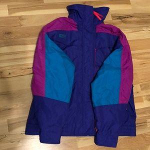 Columbia 90's Multicolor Vintage Jacket